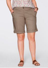 Bermuda, bpc bonprix collection, taupe