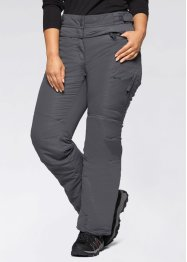 Pantalon thermo, bpc bonprix collection, anthracite