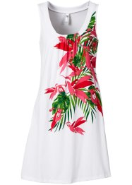 Robe de plage, bpc selection, blanc