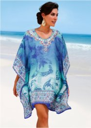 Tunique de plage, bpc selection, bleu