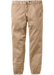 Pantalon chino Regular Fit, bpc bonprix collection, beige