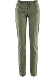 Pantalon extensible avec patte de boutonnage, bpc bonprix collection