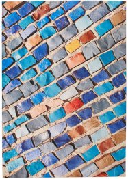 Tapis Brick, bpc living, multicolore