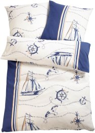 Parure de lit Nautic, bpc living bonprix collection