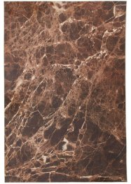 Tapis Marbre, bpc living, marron