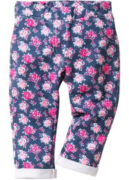 Pantalon sweat bébé, bpc bonprix collection, indigo imprimé