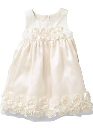 Robe en tulle, bpc bonprix collection, blanc cassé