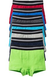 Lot de 7 boxers, bpc bonprix collection, multicolore