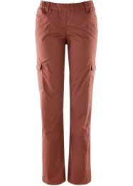 Pantalon cargo à taille extensible thermo, bpc bonprix collection
