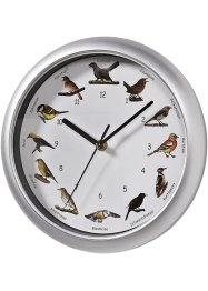 Horloge murale chants d'oiseau, bpc living bonprix collection