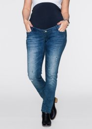 Jean de grossesse style destroyed, skinny, bpc bonprix collection