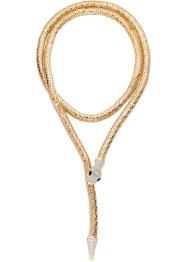 Collier Serpent, bpc bonprix collection, doré