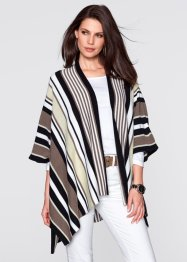 Poncho en maille, bpc selection