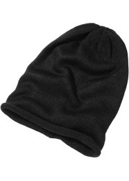 Beanie, bpc bonprix collection, noir