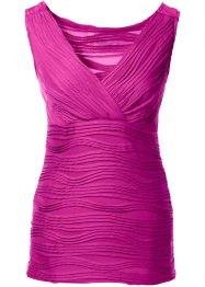 Top, BODYFLIRT, fuchsia