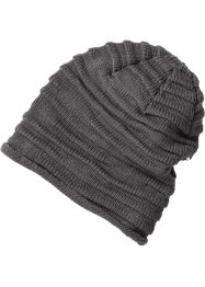 Beanie uni à fronces, bpc bonprix collection