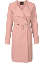Trench-coat, BODYFLIRT, rose vintage