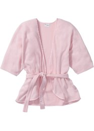 Veste maille polaire, bpc selection, rose