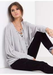 MUST-HAVE : T-shirt en maille relaxed, RAINBOW