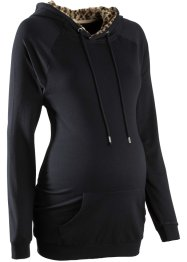 Sweat de grossesse, bpc bonprix collection, noir