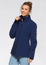 Veste softshell, bpc bonprix collection, noir