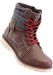 Chaussures montantes, Lico, marron