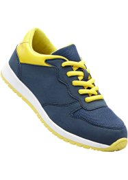 Tennis, bpc bonprix collection, bleu/jaune