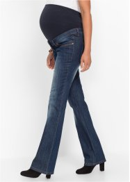 Jean de grossesse Bootcut, bpc bonprix collection, bleu stone