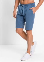 Short matière sweat Regular Fit, bpc bonprix collection, bleu jean