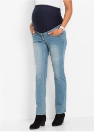 Jean de grossesse mini-bootcut, bpc bonprix collection, medium bleu bleached