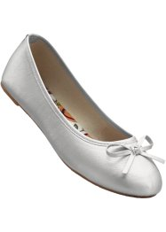 Ballerines, bpc selection, argent
