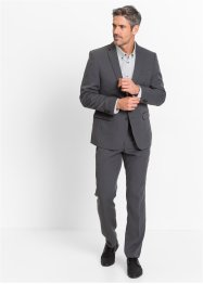 Costume 2 pces. Slim Fit, bpc selection, anthracite