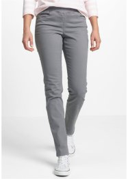 Pantalon extensible Lycra, bpc bonprix collection, gris fumée