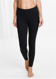 Legging coton bio, bpc selection, noir