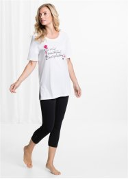 Pyjama avec legging 3/4, bpc selection