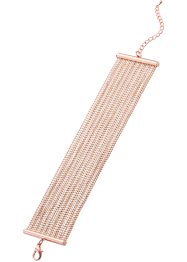 Bracelet fin multi-rangs, bpc bonprix collection, tricolore