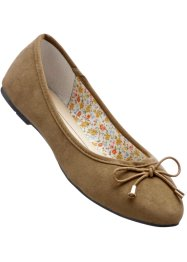 Ballerines, bpc bonprix collection, camel