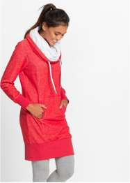 Robe sweat-shirt manches longues, bpc bonprix collection