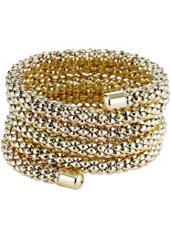 Bracelet Tina, bpc bonprix collection, doré