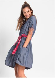 Robe en jean, RAINBOW, dark denim