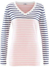 Pull long manches longues, bpc bonprix collection