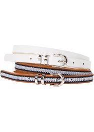 Ceinture (Ens. 2 pces.), bpc bonprix collection