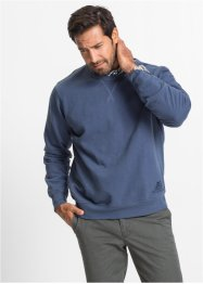 Sweat-shirt Regular Fit, bpc selection, indigo