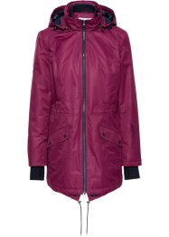 Manteau outdoor fonctionnel style 2en1, bpc bonprix collection, rouge érable