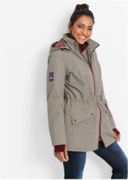 Manteau outdoor fonctionnel style 2en1, bpc bonprix collection