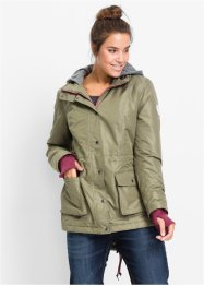 Parka fonctionnelle style 2en1, bpc bonprix collection, olive