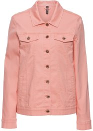 Veste Boyfriend, RAINBOW, corail clair used