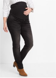 Jean de grossesse super extensible, skinny, bpc bonprix collection, noir stone