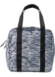 Sac de sport, bpc bonprix collection, gris clair chiné