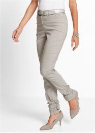 Pantalon extensible avec fronces, bpc selection